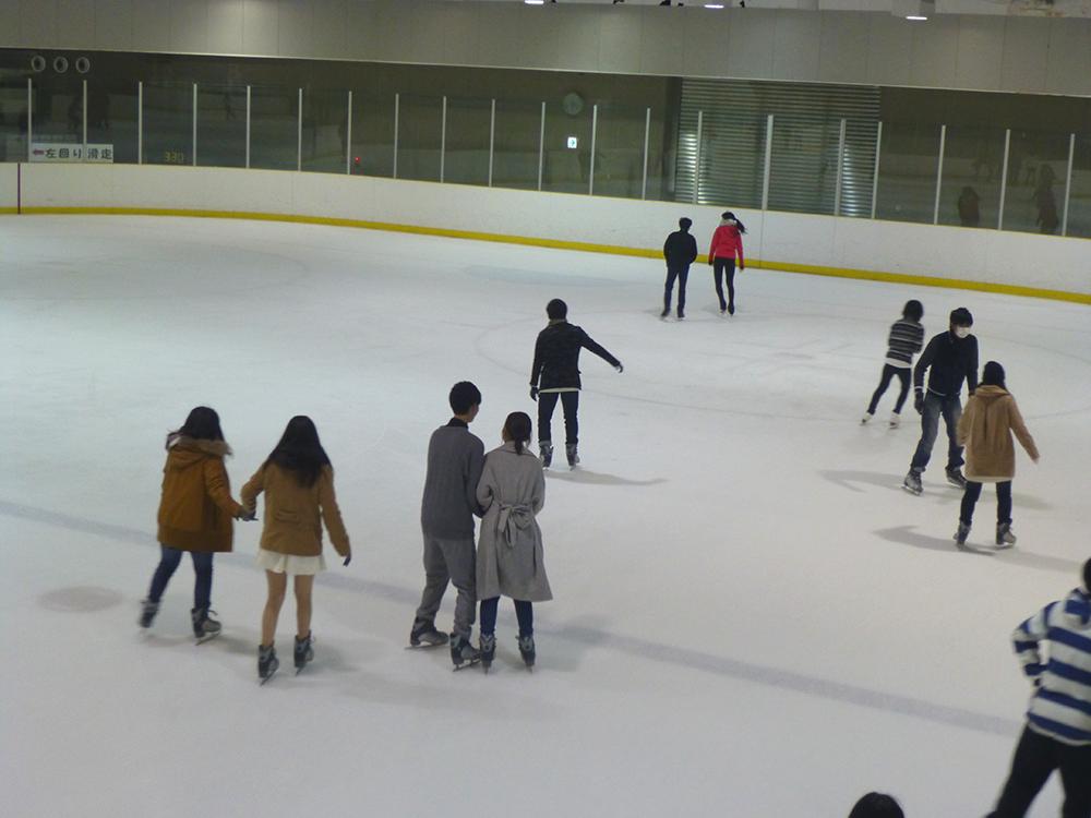 スケート実習2 - コピー
